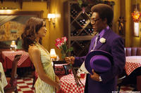 Thandie Newton and Eddie Murphy in