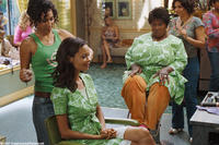Kate (Thandie Newton) and Norbit (Eddie Murphy) in