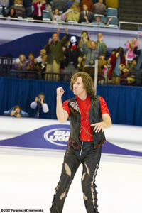 Will Ferrell as Chazz Michael Michaels in