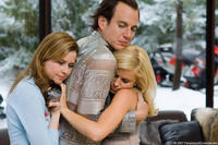 Jenna Fischer, Will Arnett and Amy Poehler in