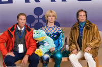 Jimmy's Coach (Craig T. Nelson), Jimmy MacElroy (Jon Heder) and Darren MacElroy (William Fichtner) in