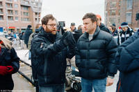 Directors Josh Gordon and Will Speck on the set of
