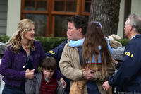 Joely Richardson, Chris O'Neil, Timothy Hutton and Rhiannon Leigh Wryn in