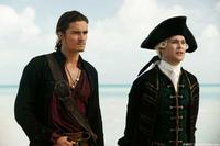 Orlando Bloom and Tom Hollander in