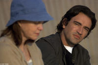Sally Field and Ben Chaplin in