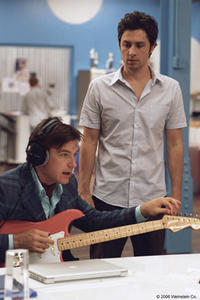 Jason Bateman and Zach Braff in