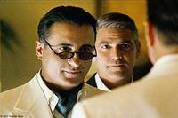 Andy Garcia and George Clooney in