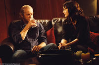David Morse and Carrie-Anne Moss in