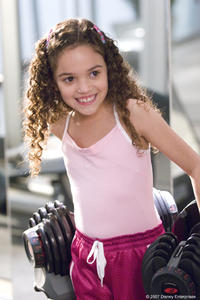 Madison Pettis in