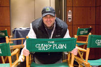Director Andy Fickman on the set of