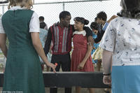 Elijah Kelley as Seaweed J. Stubbs and Taylor Parks as Little Inez in