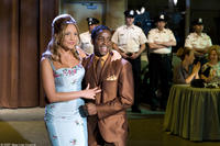 Amanda Bynes and Elijah Kelley in