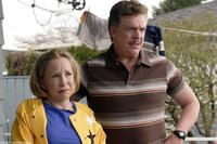 Debra Jo Rupp and Christopher McDonald in