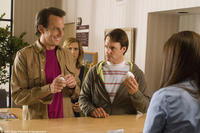 Will Arnett, Will Forte and Kristen Wiig in