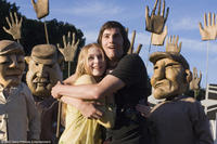 Evan Rachel Wood and Jim Sturgess in