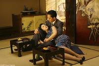 Tang Wei and Tony Leung Chiu-Wai in