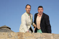 Roy Jenkins and Danny McBride in