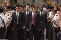 Matthew Fox, William Hurt, Dennis Quaid and Richard T. Jones in