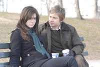 Mandy Moore and Martin Freeman in