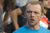 Simon Pegg in