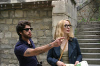 Adam Goldberg and Julie Delpy in