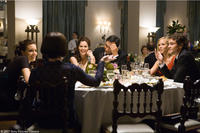 Amy Brenneman, Maggie Grace, Emily Blunt, Maria Bello and Hugh Dancy in