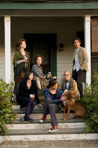 Amy Brenneman, Maggie Grace, Emily Blunt, Maria Bello, Hugh Dancy and Kathy Baker in