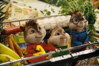 Alvin, Theodore and Simon in