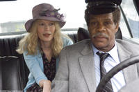 Mia Farrow and Danny Glover in