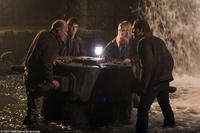 Ed Harris, Justin Bartha, Diane Kruger and Nicolas Cage in