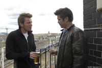 Ewan McGregor and Colin Farrell in