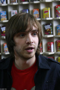 Aaron Stanford in