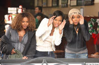 Rachel True, Jill Marie Jones and Gabrielle Union in