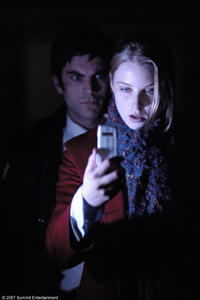 Rachel Nichols and Wes Bentley in