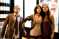 Michael Stahl-David, Lizzy Caplan and Jessica Lucas in