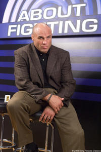 Randy Couture as Dylan Flynn in