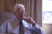 President Jimmy Carter in