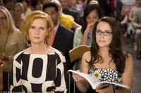 Cynthia Nixon and Kristin Davis in