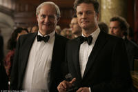 Jim Broadbent and Colin Firth in