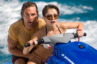 Matthew McConaughey and Alexis Dziena in