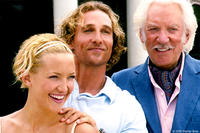 Kate Hudson, Matthew McConaughey and Donald Sutherland in