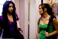 Cassie and Briana Evigan in