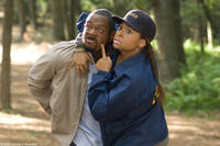 Martin Lawrence and Raven Symone in
