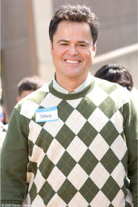 Donny Osmond in