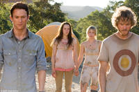 Jonathan Tucker, Jena Malone, Laura Ramsey and Shawn Ashmore in