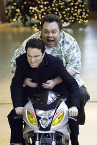 Preston Lacy and Chris Kattan  in
