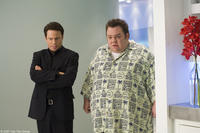 Chris Kattan and Preston Lacy in