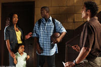 Brenda (Angela Bassett), Lena (Mariana Tolbert), Michael (Lance Gross) and Harry (Rick Fox) in