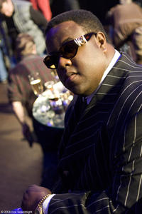 Jamal Woolard as Notorious B.I.G. in