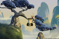 Unexpectedly chosen to fulfill an ancient prophecy and train in the art of kung fu, giant panda Po (Jack Black) studies under Master Shifu (Dustin Hoffman), the trainer of the Furious Five, in